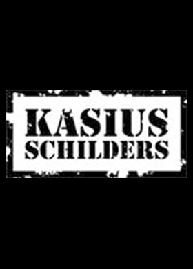 Kasius Schilders is een Pure & Original verf applicateur