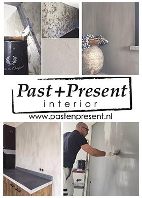 Past + Present is een applicateur voor Pure & Original