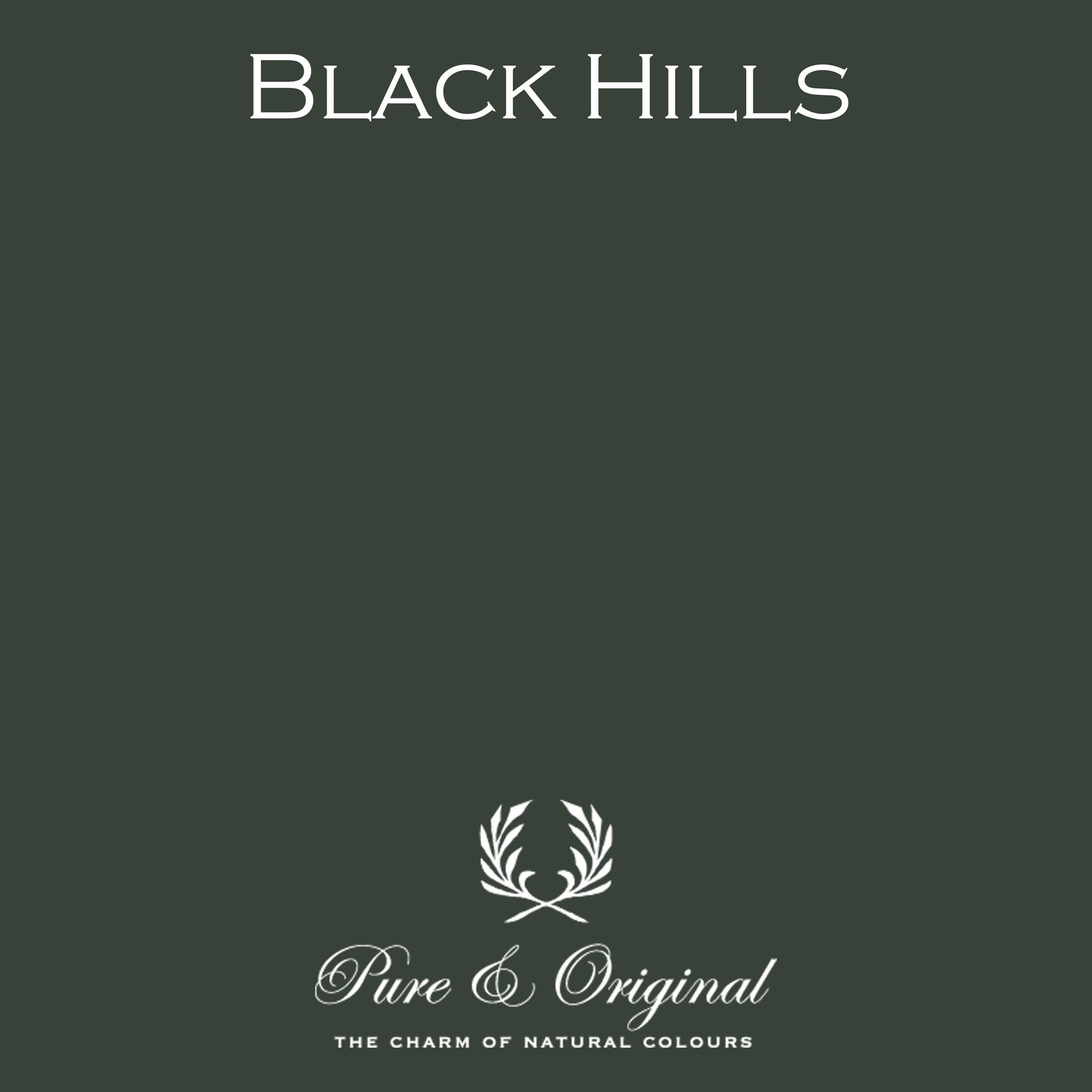 Pure & Original Black Hills