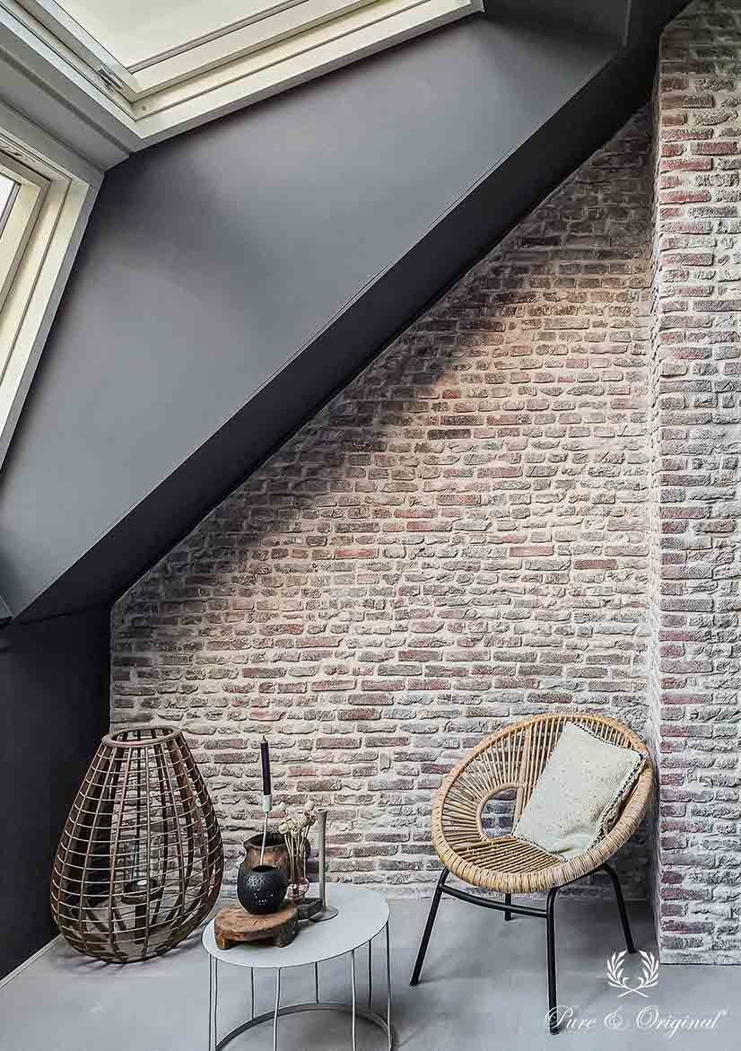 Slate Grey Classico chalkbased paint Pure and Original Huizedop