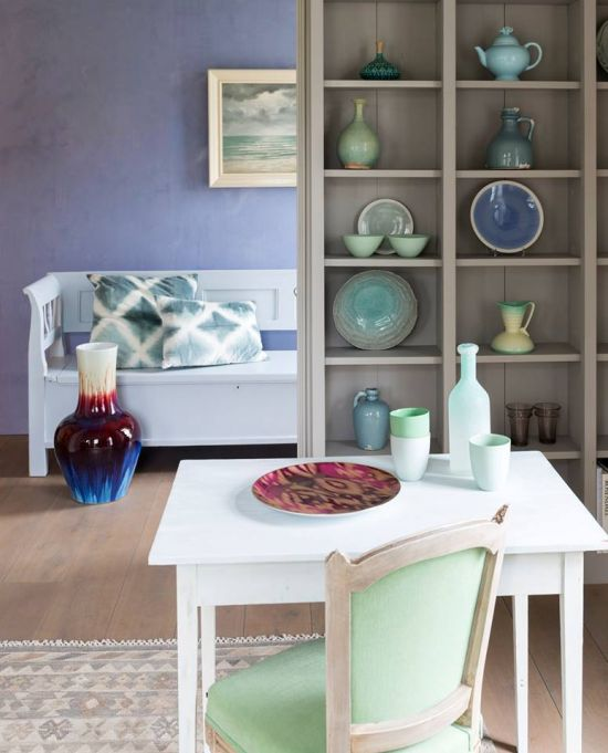 Zomer interieur styling door Seasons