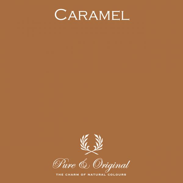 Pure & Original colour Caramel