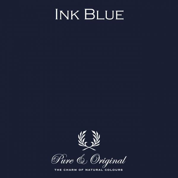 Pure & Original colour Ink Blue