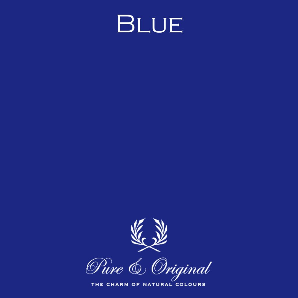 Pure & Original colour Blue