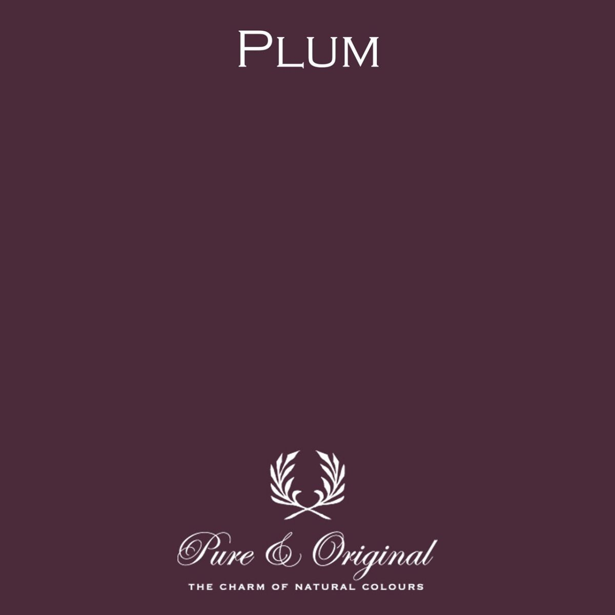 Pure & Original colour Plum
