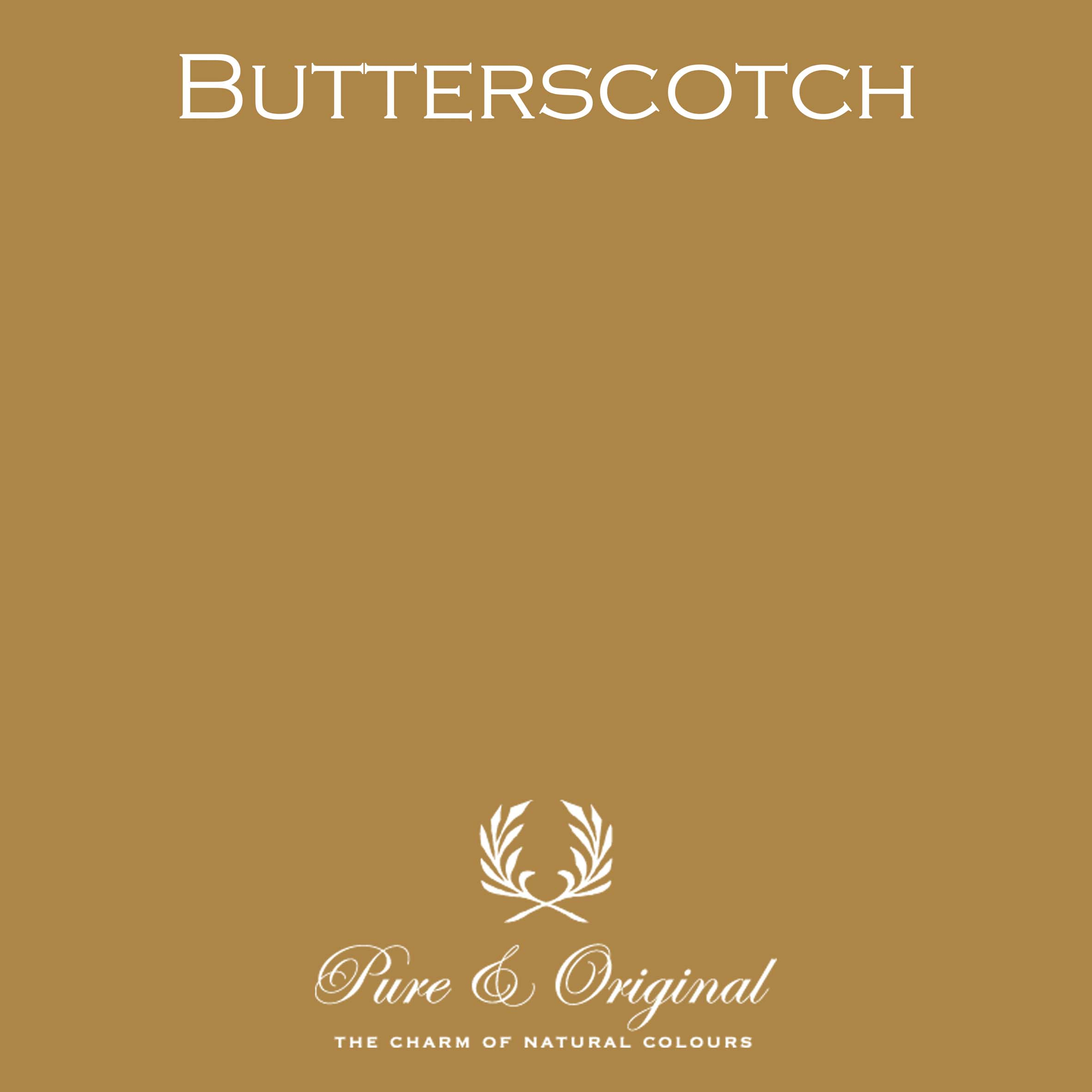 Pure & Original kleur Butterscotch