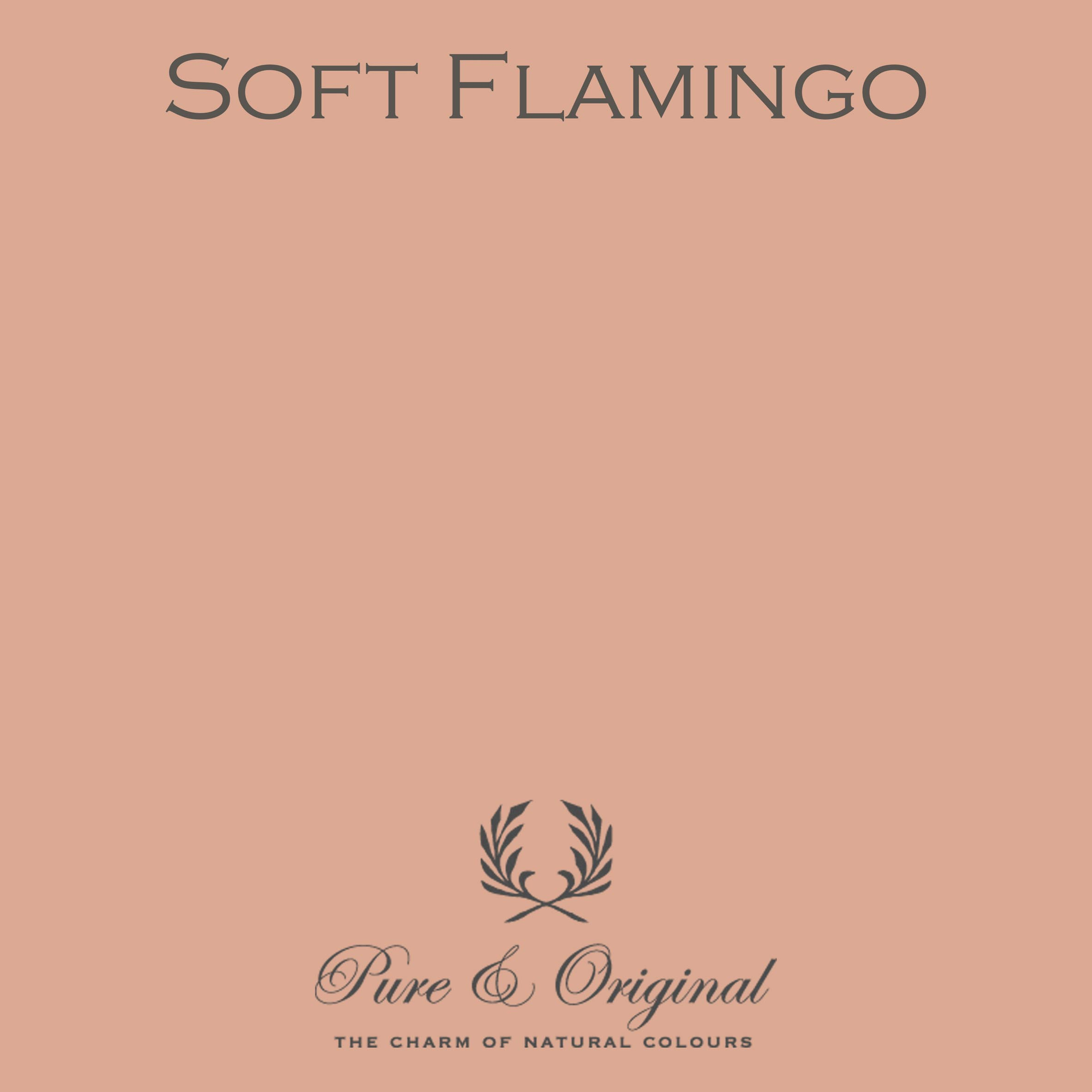 Pure & Original kleur Soft Flamingo