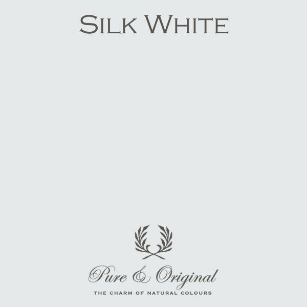 Pure & Original Silk White