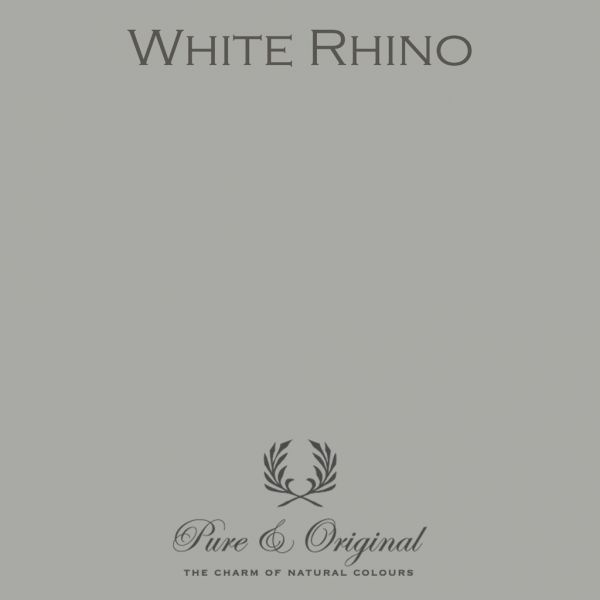 Pure & Original White Rhino