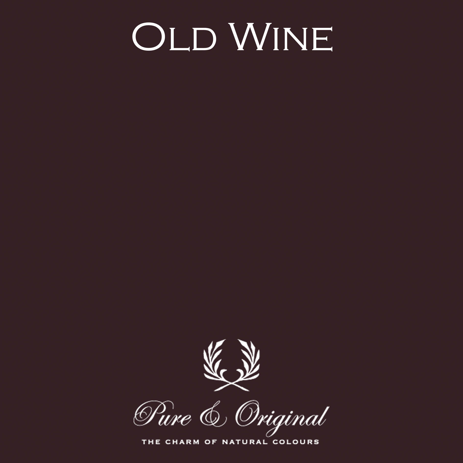 Pure & Original Old Wine