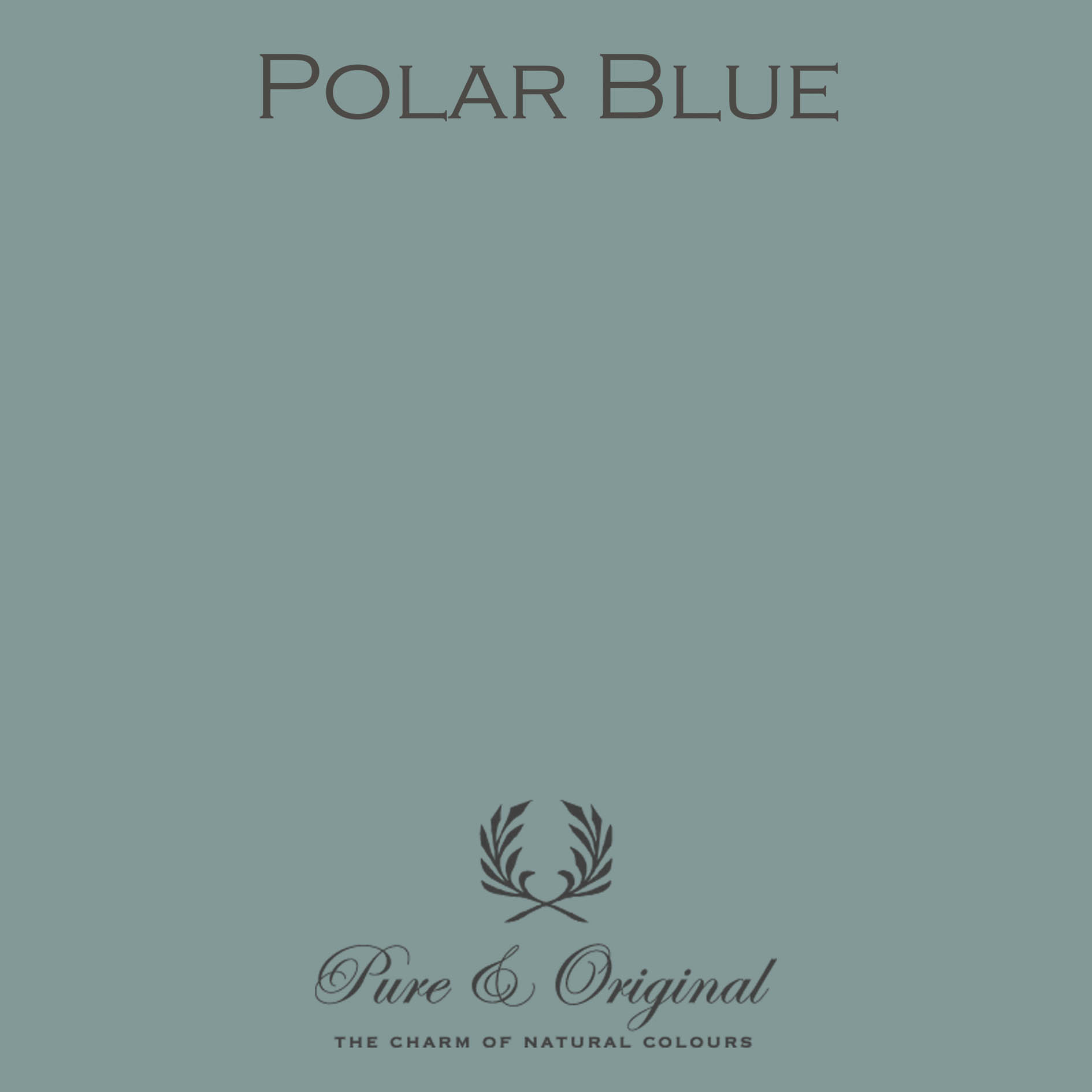 Pure & Original Polar Blue