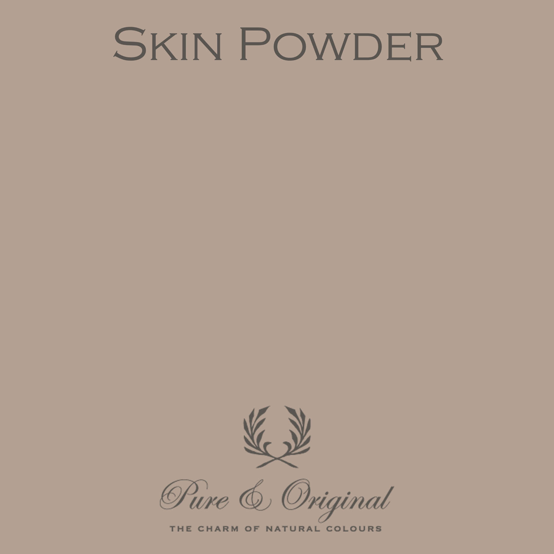 Pure & Original Skin Powder