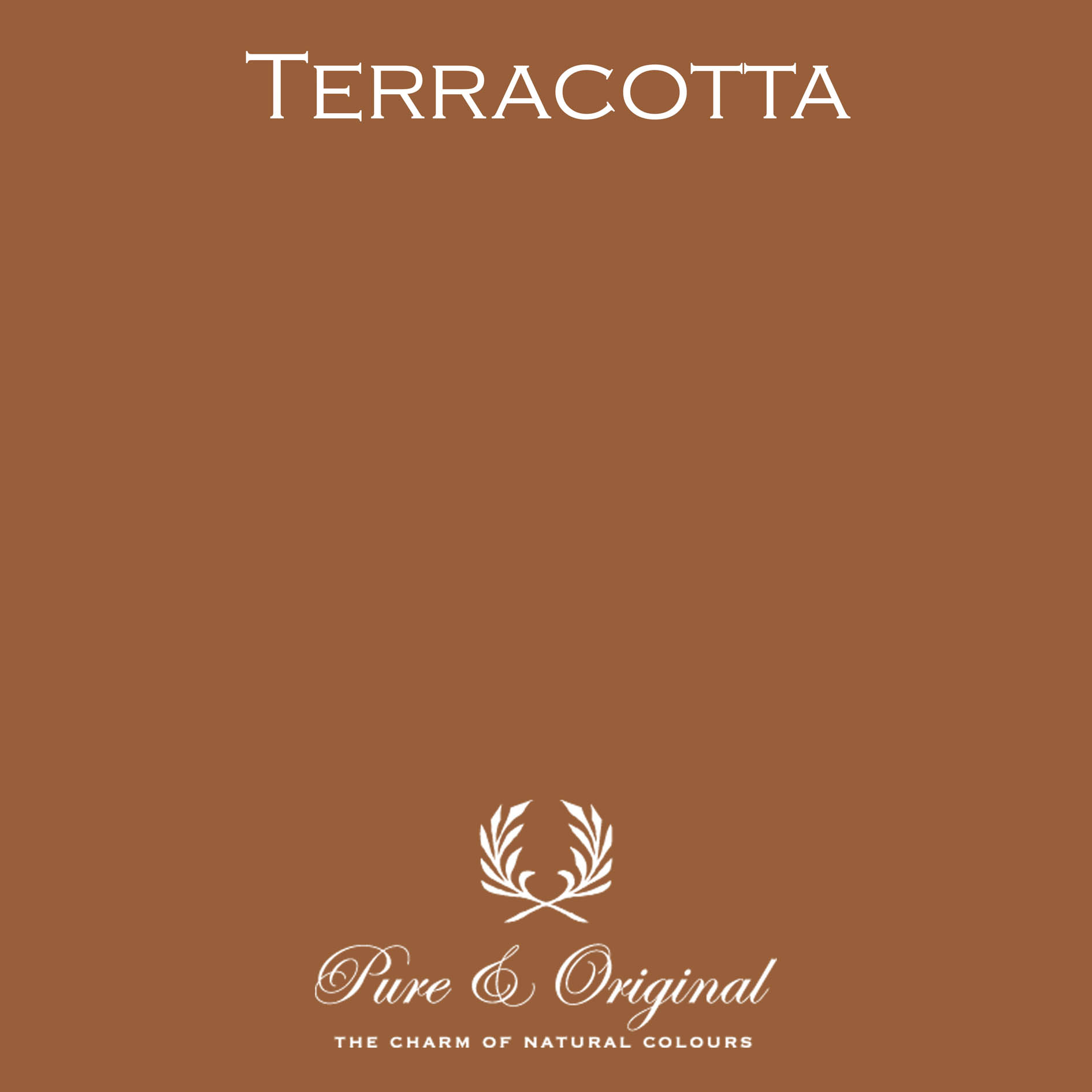 Pure & Original Terracotta