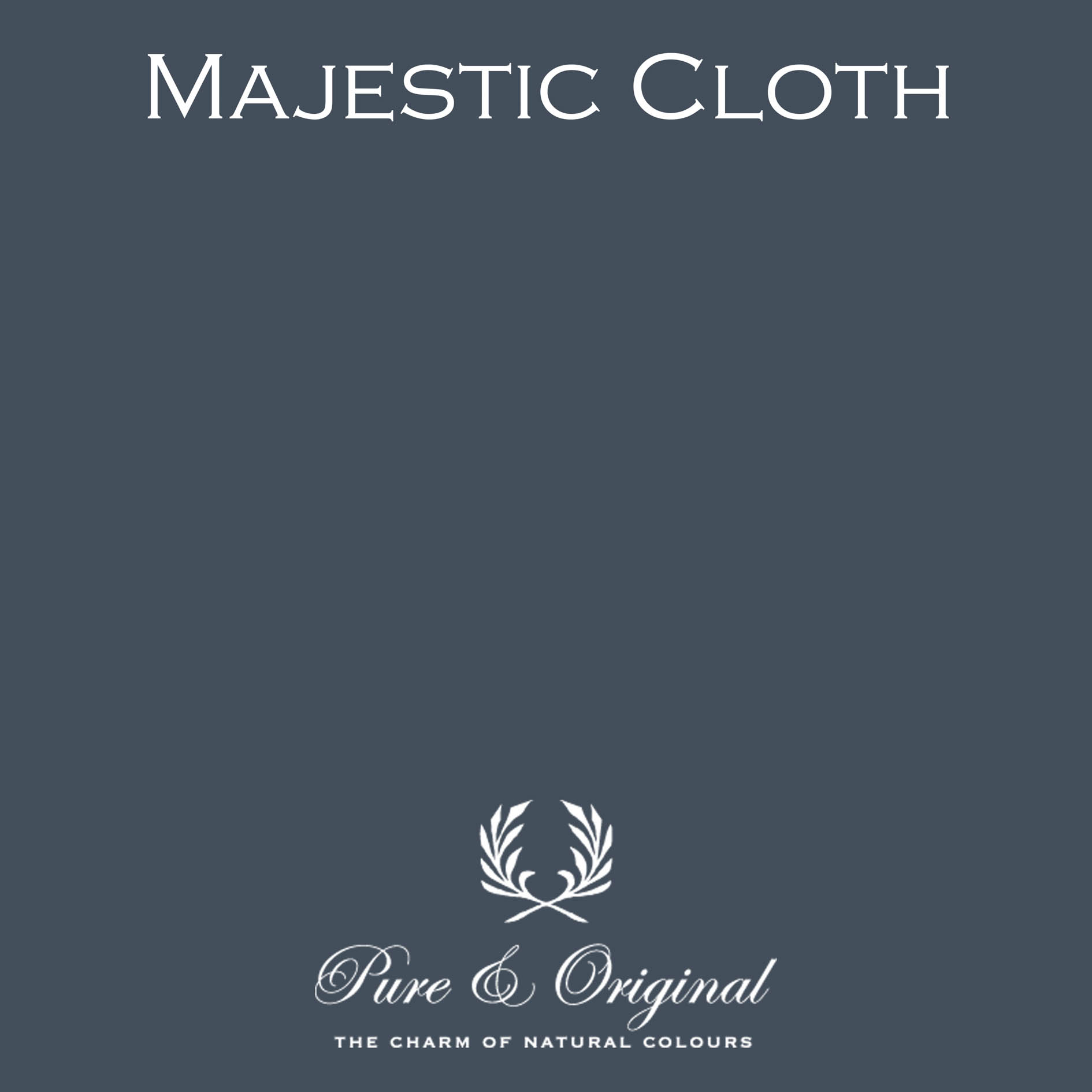 Pure & Original Majestic Cloth