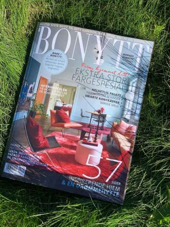 Publication Bonytt magazine Ed10 2020