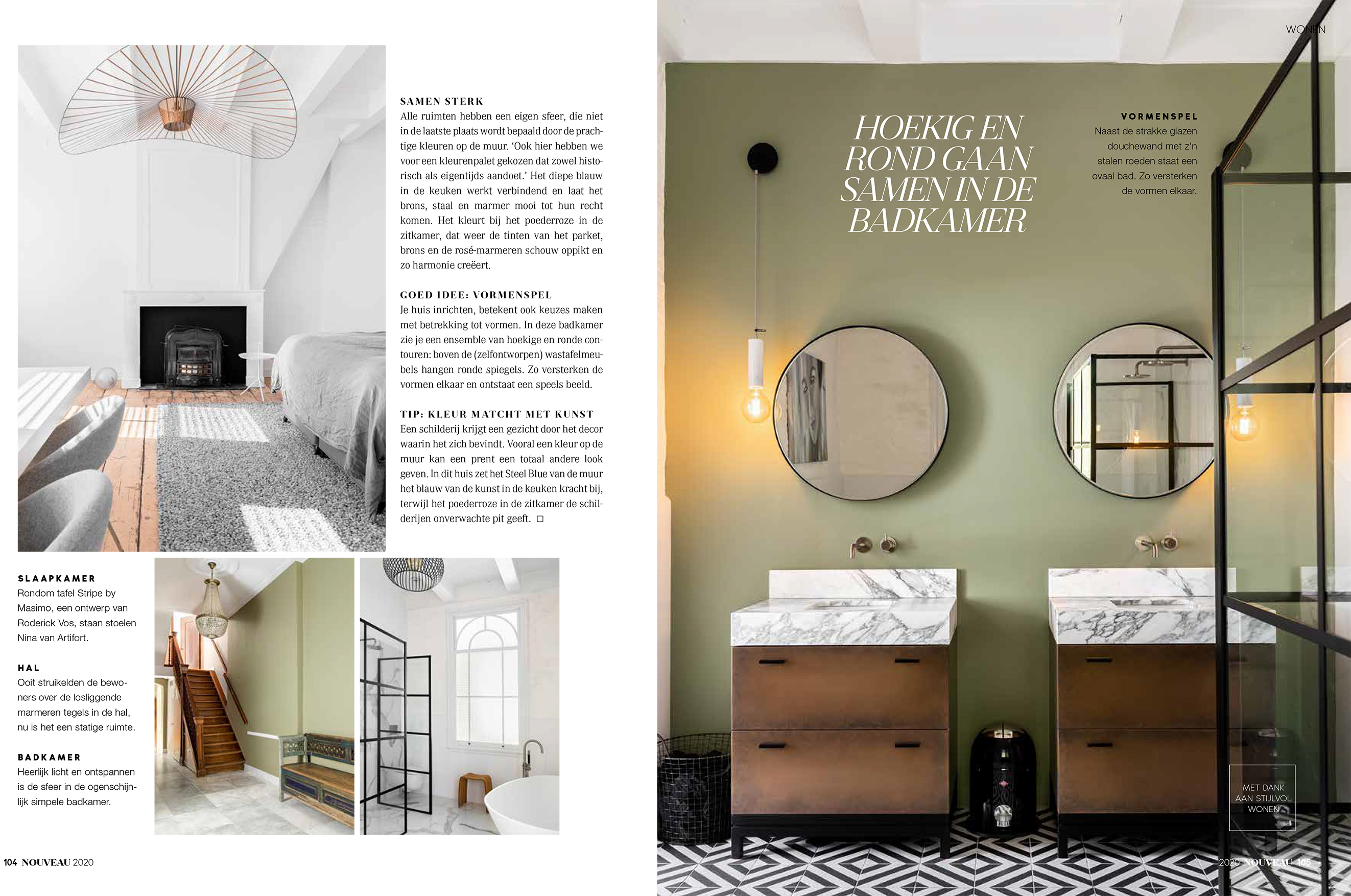 Pure & Original in Nouveau magazine ed1 2020
