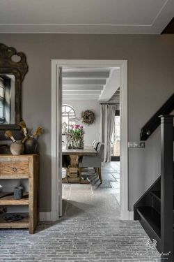 Article HOMIFY 10 Greige between grey and beige - 15 design tips for gentle wall colours