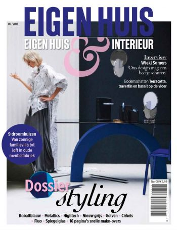 Article EIGEN HUIS & INTERIEUR Blue Reef