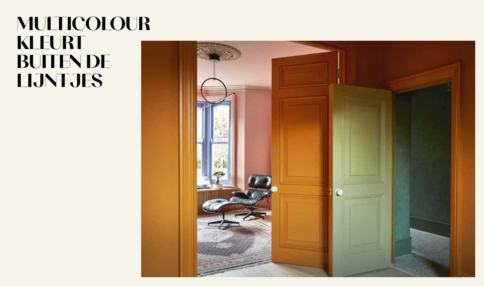 Publication Pure & Original in The Complete Book of Colourful Interiors 2021