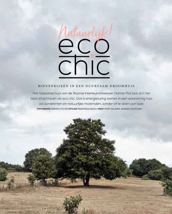 Article LIBELLE Natural and eco interieur