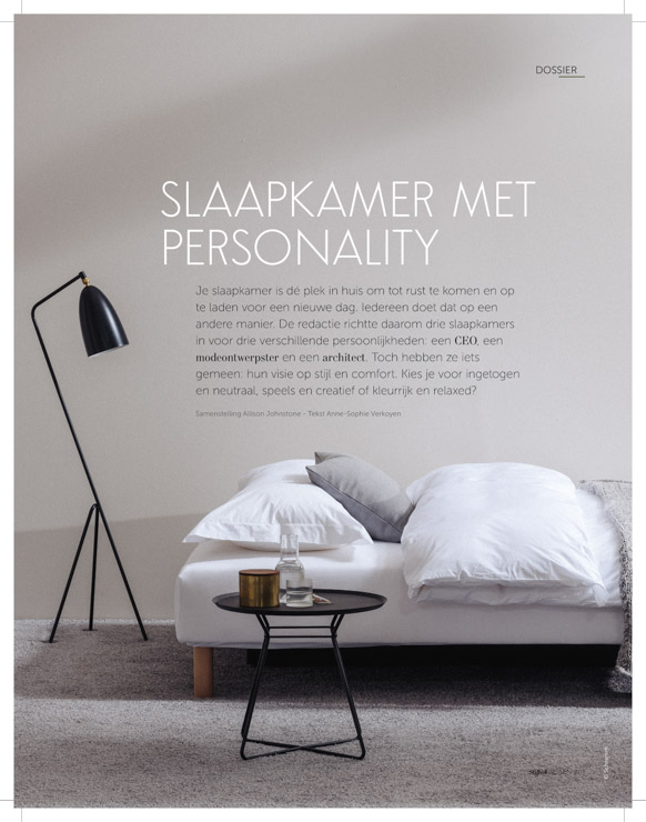 Publication Sahara Dust Marrakech Walls in Stijlvol Wonen magazine Ed5 2020