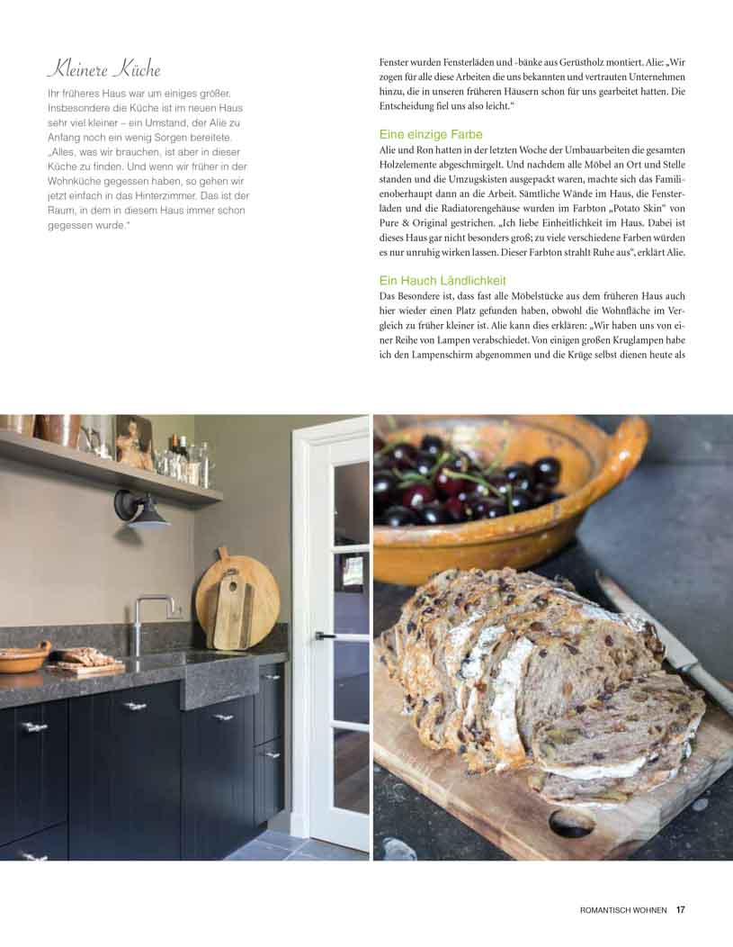A family kitchen to live and dine in