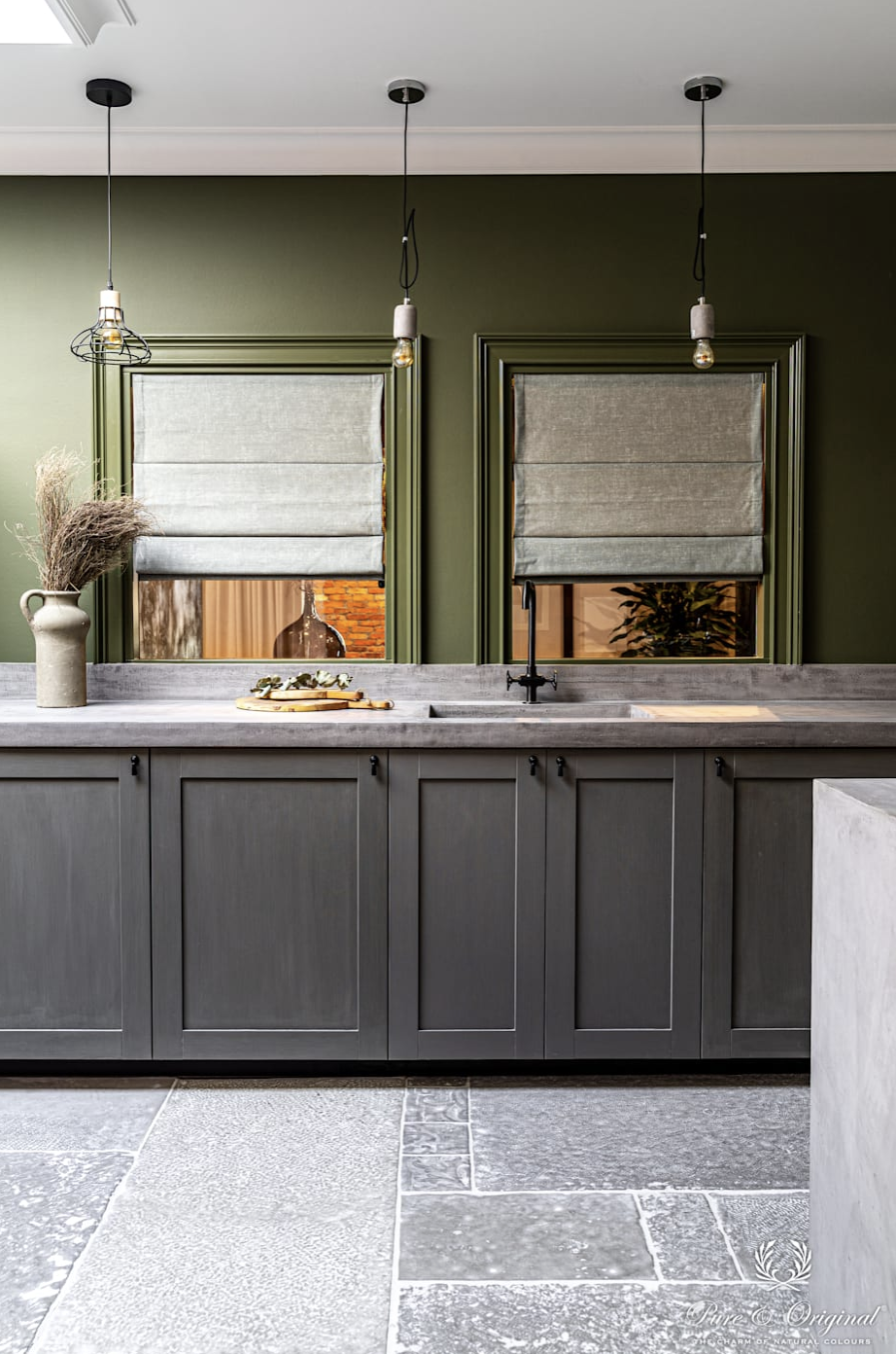 Article HOMIFY The 12 best colours that will make your kitchen shine