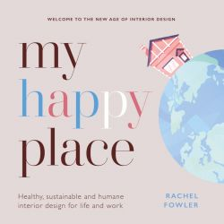 Publication book ´My Happy Place´ by Rachel Fowler