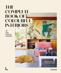 Publication The Complete Book of Colourful Interiors 2021