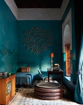 Article RESIDENCE Marrakech Walls