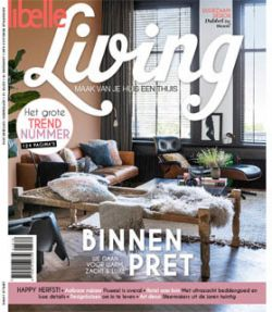Publication Libelle Living magazine Ed13 2020