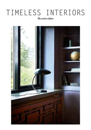 Magazine TIMELESS INTERIORS The winter edition
