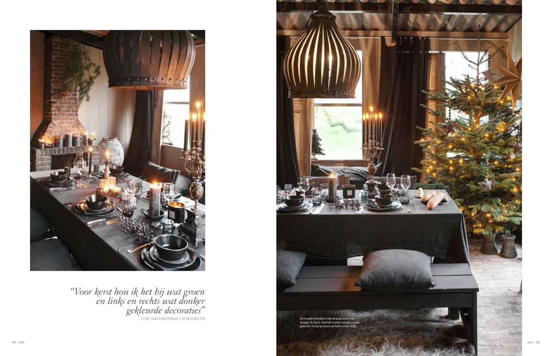 Christmas dining room inspiration