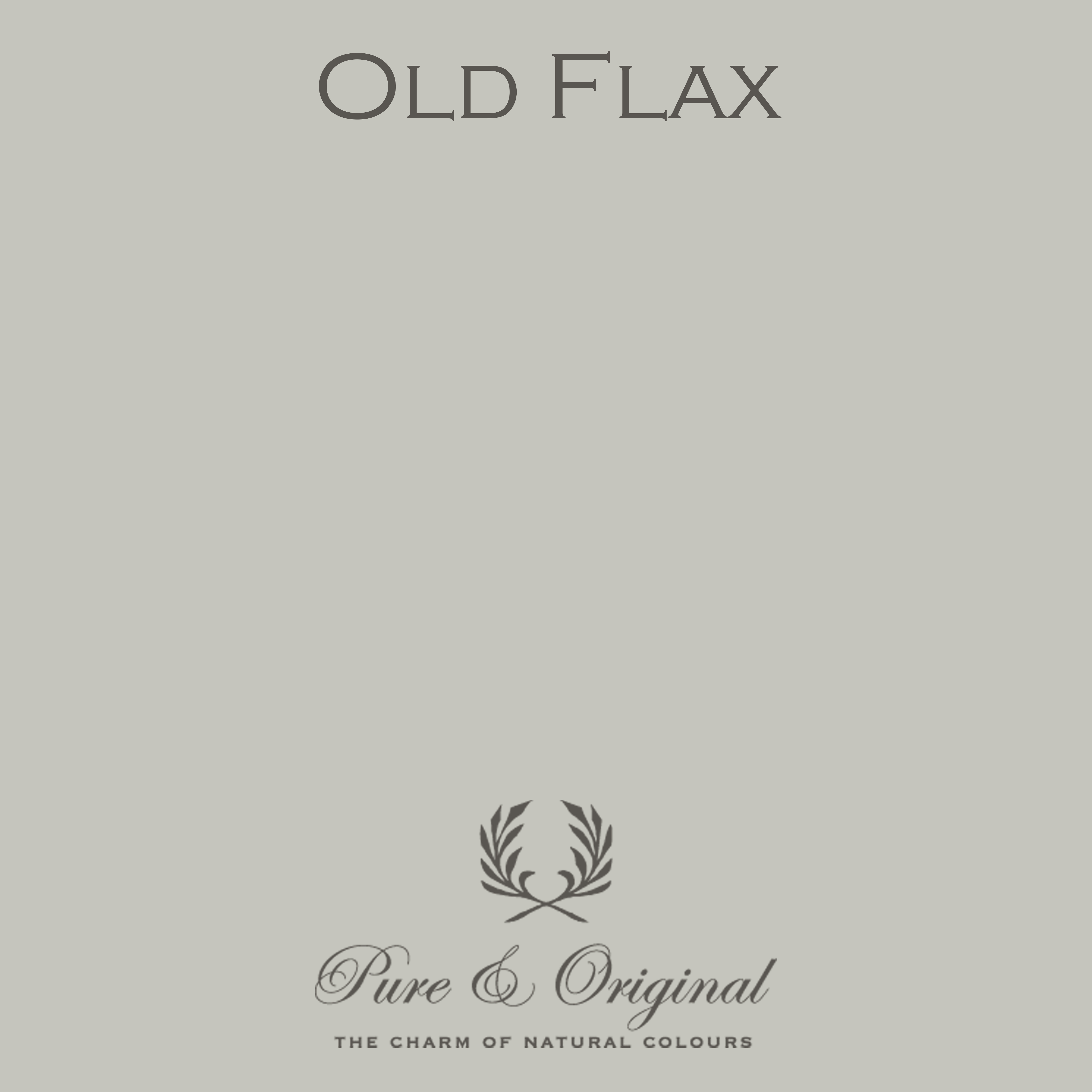 old flax pure and original