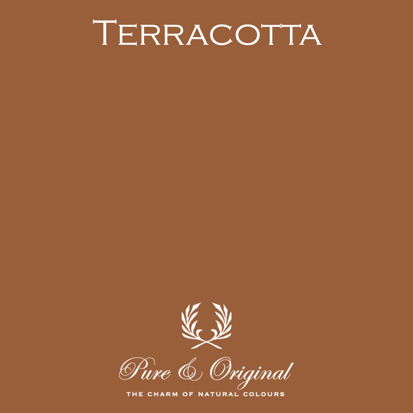 Terracotta Pure & Original