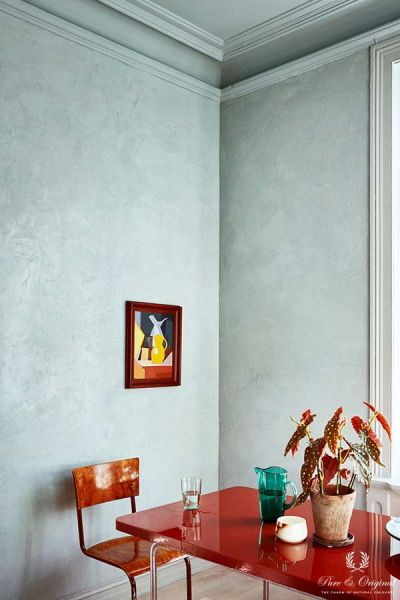 Colour Collection keuken, Marrakech Walls, Classico en Traditional Paint in Polar Blue